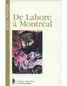 De Lahore à Montréal