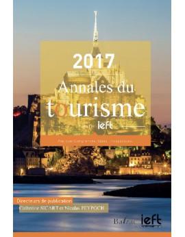 Annales du tourisme 2017