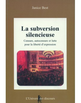 La subversion silencieuse Censure