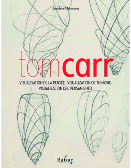 Tom Carr visualisation de la pensée