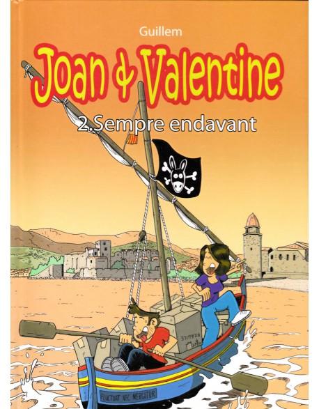 Joan et Valentine : t. 2 Sempre endavant