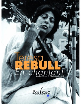 Teresa Rebull, en chantant