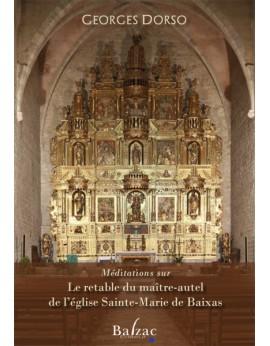 Retable de l'église Sainte-Marie de Baixas,